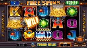 Microgaming Releases New Robot Themed Slot this July