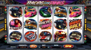 Casino Games at full speed – Racing for Pinks screams into casinos this November