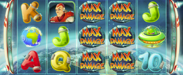 Max Damage has returned!